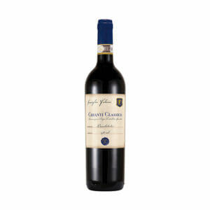 wino wytrawne czerwone włoskie chianti classico