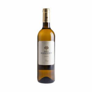wino białe wytrawne hiszpańskie rioja blanco