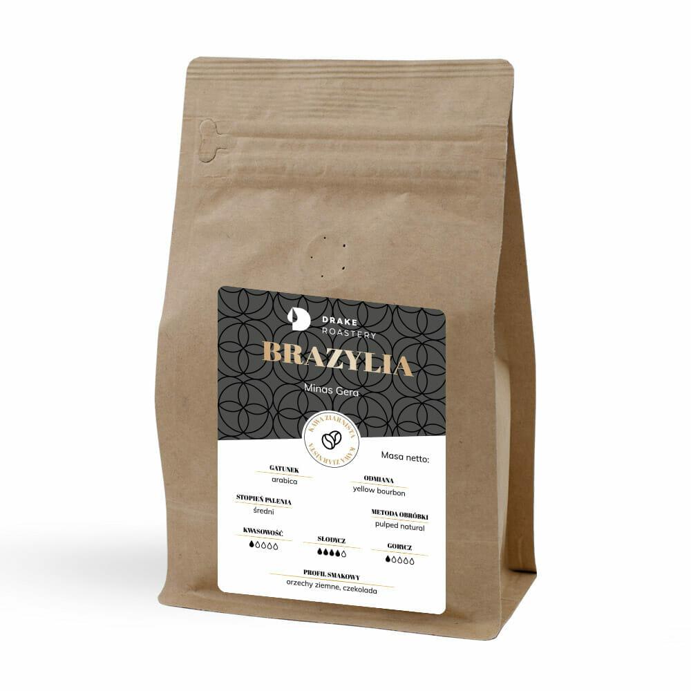 dobra kawa specialty minas gera brazylia