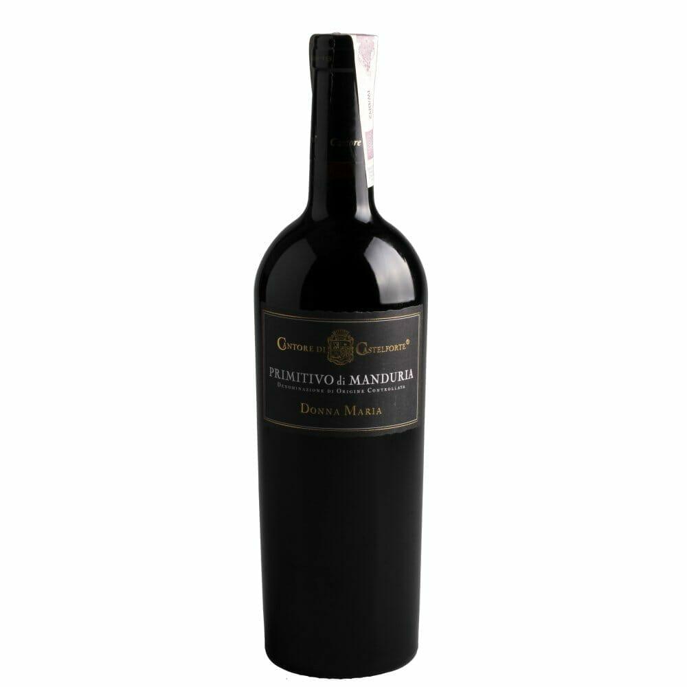 wino gronowe czerwone owocowy aromat
